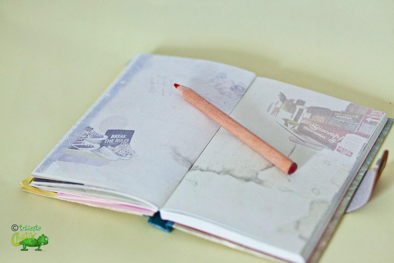 Carnețelul de notat idei creative