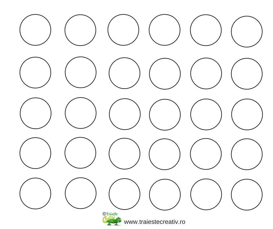 30 circles creativity exercise