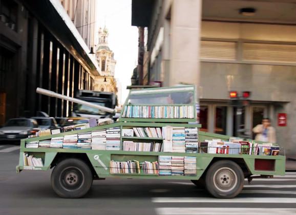 10 proiecte neconvenționale care promovează lectura