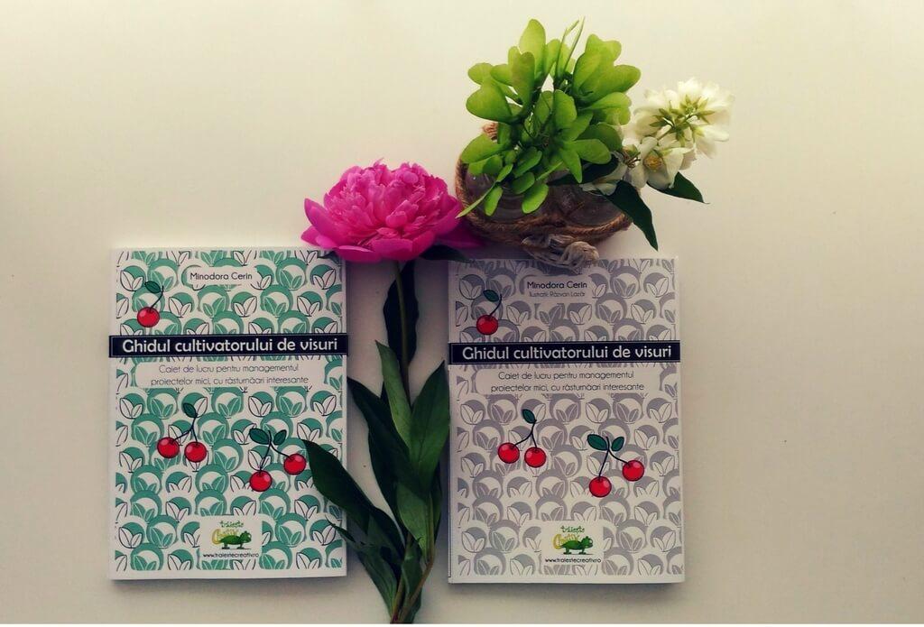 Ghidul cultivatorului de visuri: caiet pentru managementul proiectelor mici, cu răsturnări interesante