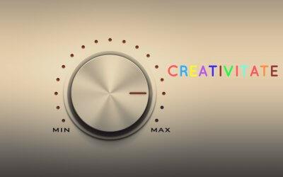 """Cum putem da """"volumul"""" mai tare la propria creativitate"""
