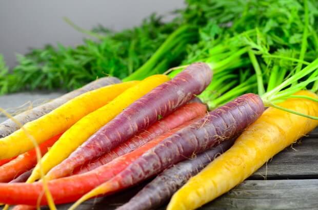 creativity carrots