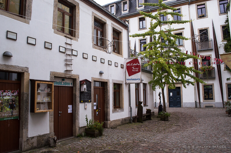 Cartier creativ Dresda curtea metmorf
